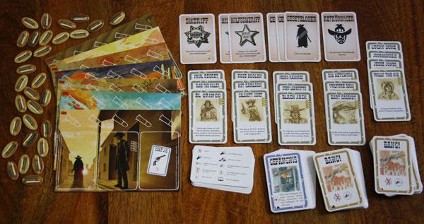 Bang Kartenspiel