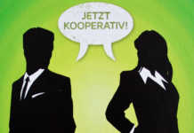 Codenames Duett - Kooperatives Spiel.