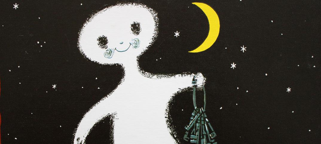Das kleine Gespenst Kinderspiel von Kosmos.