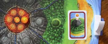 Die Lava-Karte bedeutet nichts Gutes.