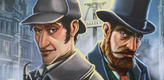 Holmes - Spiel für 2 von Kosmos.