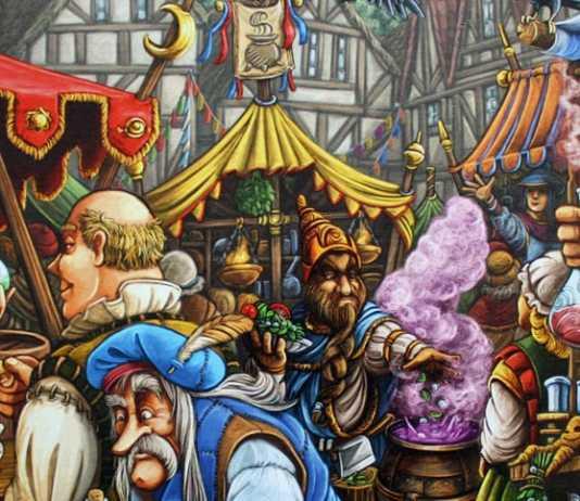 Die Quacksalber von Quedlinburg Spielregeln.