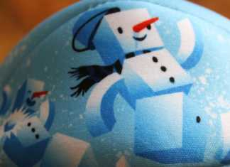 Snowman Dice von Brain Games.